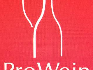 Pro Wein: Düsseldorf 17 au 19 mars 2019