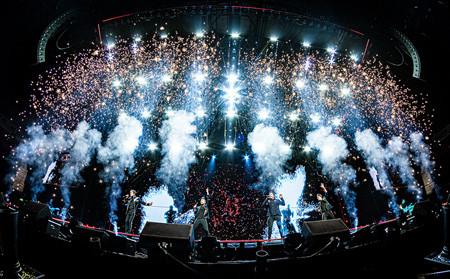 Mezcladores ATEM presentes en conciertosy festivales musicales de 2019