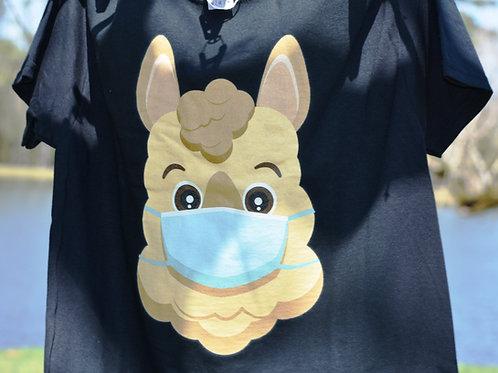 Masked Alpaca T-shirt