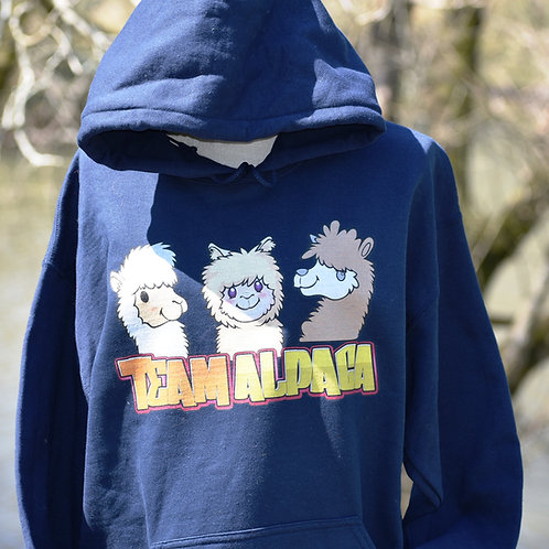Team Alpaca Sweatshirt