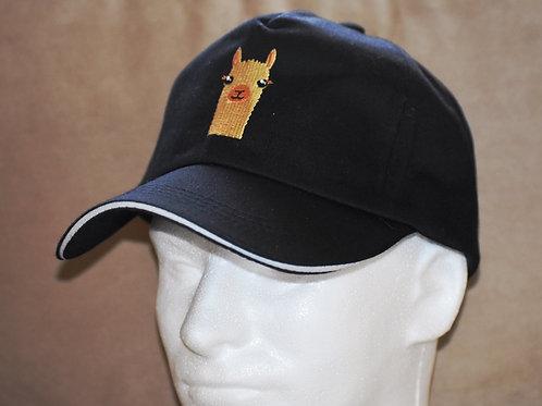 Alpaca Baseball Cap