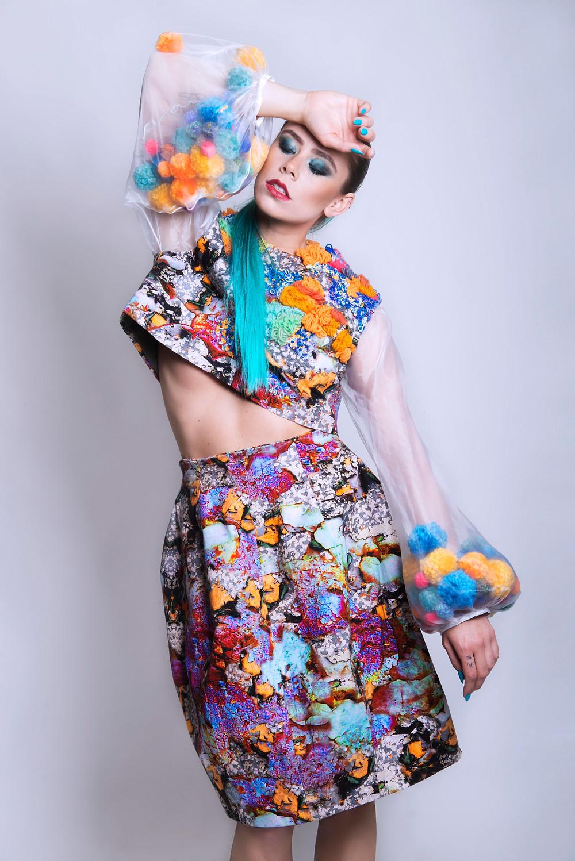 natalia homolova designer studio photoshoot