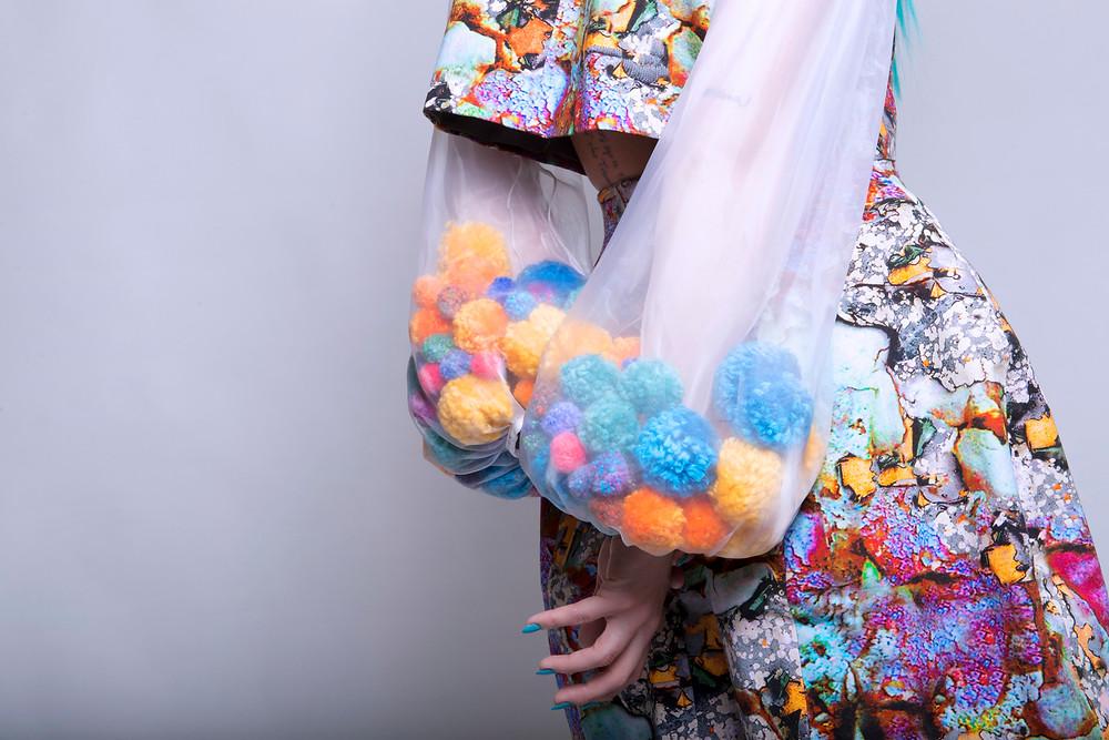 ivanka hristova pom pom colorful clothes