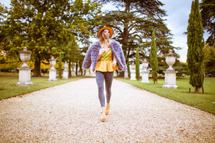 HOW to wear your favourite SUMMER TOP IN AUTUMN