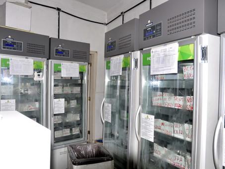 Barra Mansa cuida do armazenamento das vacinas contra Covid-19