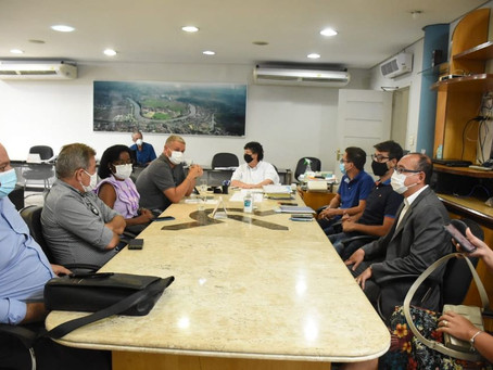 Prefeituras discutem ações unificadas contra a Covid-19