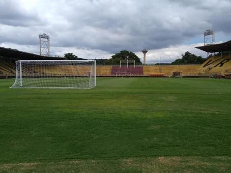 Estádio da Cidadania está preparado para receber jogos de futebol