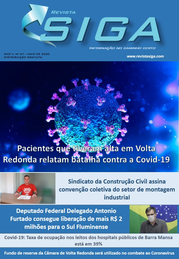 Revista Siga - Nº 67 - Mai 2020
