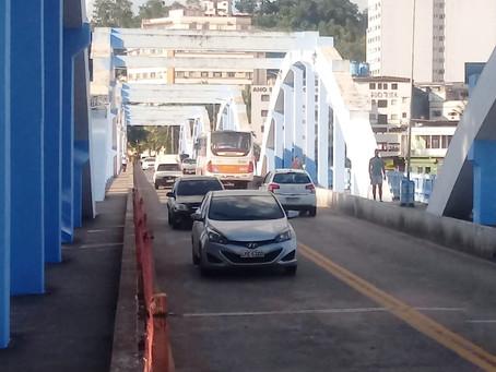 Alteração no trânsito na Ponte dos Arcos
