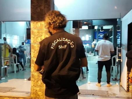 Força-tarefa de VR acaba com festa clandestina na Morada da Colina e baile funk no Jardim Belmonte