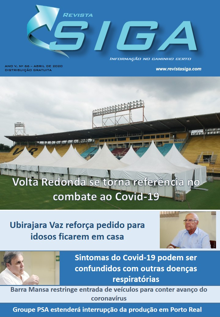 Revista Siga - Nº66 - Abril 2020