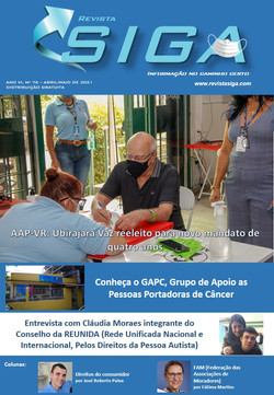 Revista Siga - 76 - AbrMai 2021