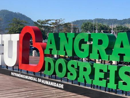 Angra suspende temporariamente o turismo 'day use'