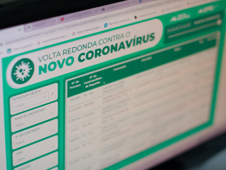 Volta Redonda se destaca na transparência dos investimentos durante a pandemia