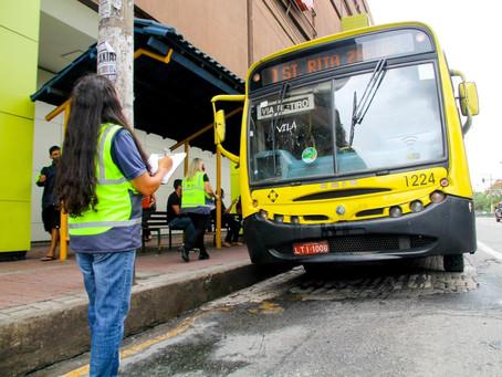 Volta Redonda intensifica fiscalização no transporte coletivo