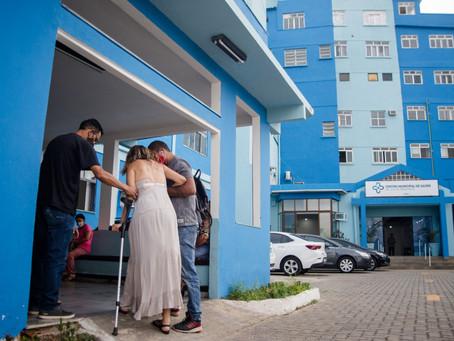 Volta Redonda: estrutura do Hospital do Idoso é transferida para o Centro Municipal de Saúde