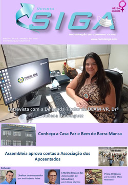 Revista Siga - 75 - Mar 2021