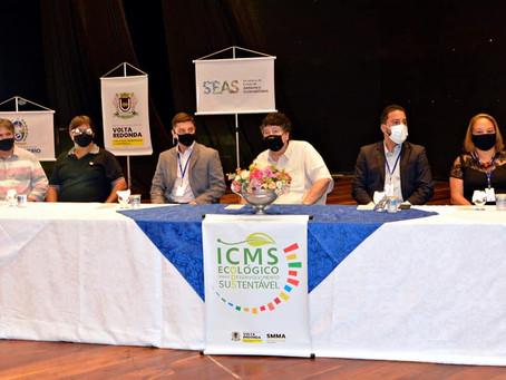 Neto quer que Volta Redonda aumente participação no ICMS Ecológico