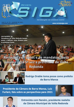Revista Siga - 73 - Jan 2021