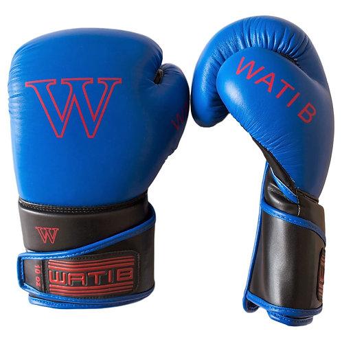 "Kit ""WATIBOXE"" gants, short et sac"