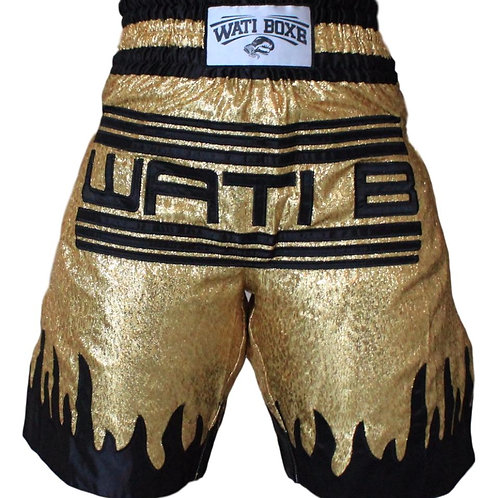 "Short ""WATI BOXE""  Or"