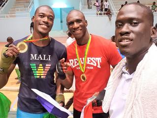 2 médailles d'or pour le Mali aux championnats d'Afrique de Boxe Française