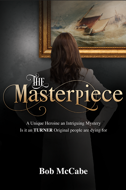 The Masterpiece A Unique Heroine, Intriguing Mystery. Is it a TURNER Original?