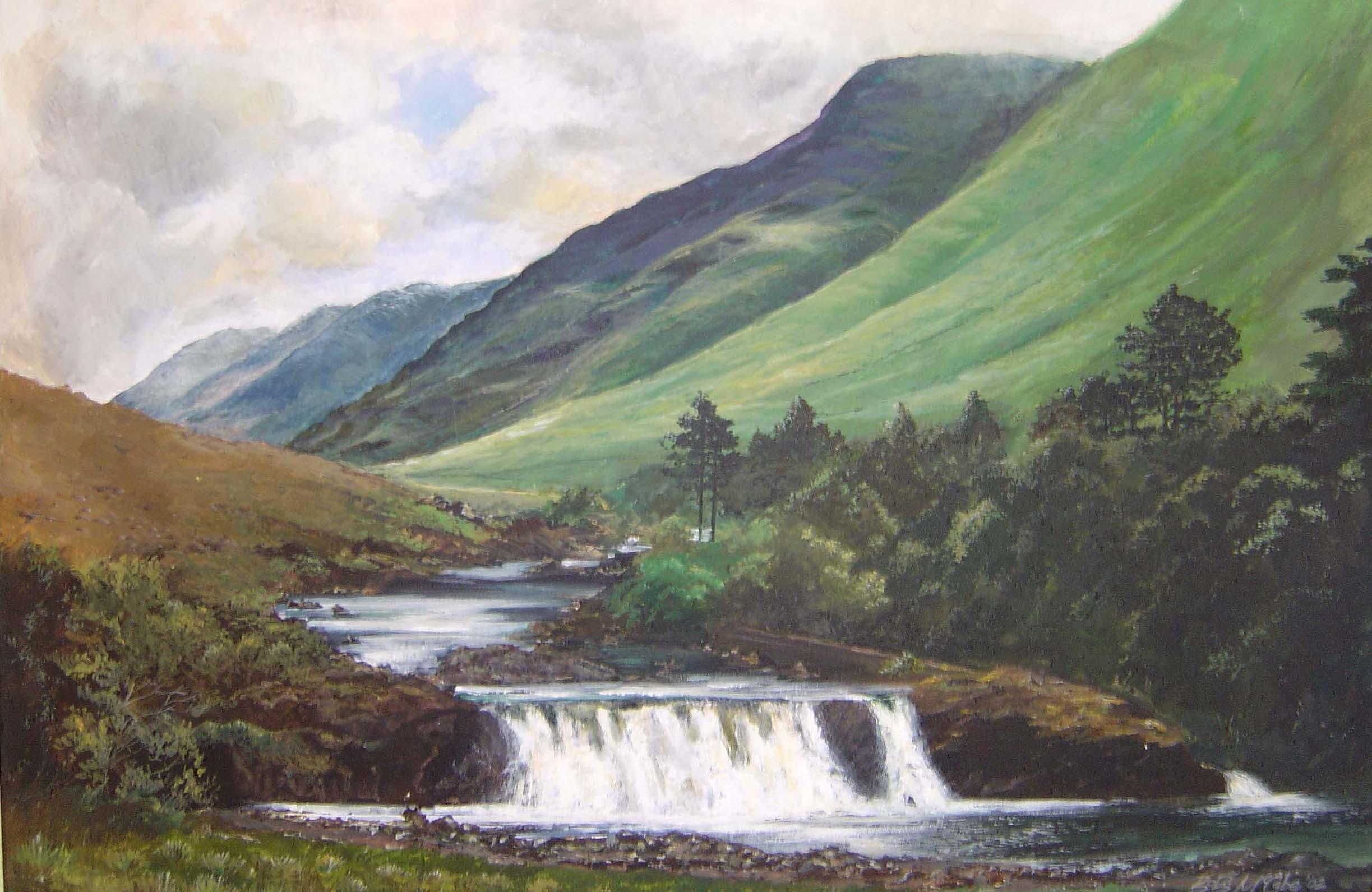 Ashleigh Falls West of Ireland
