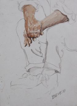 Hands Study 1