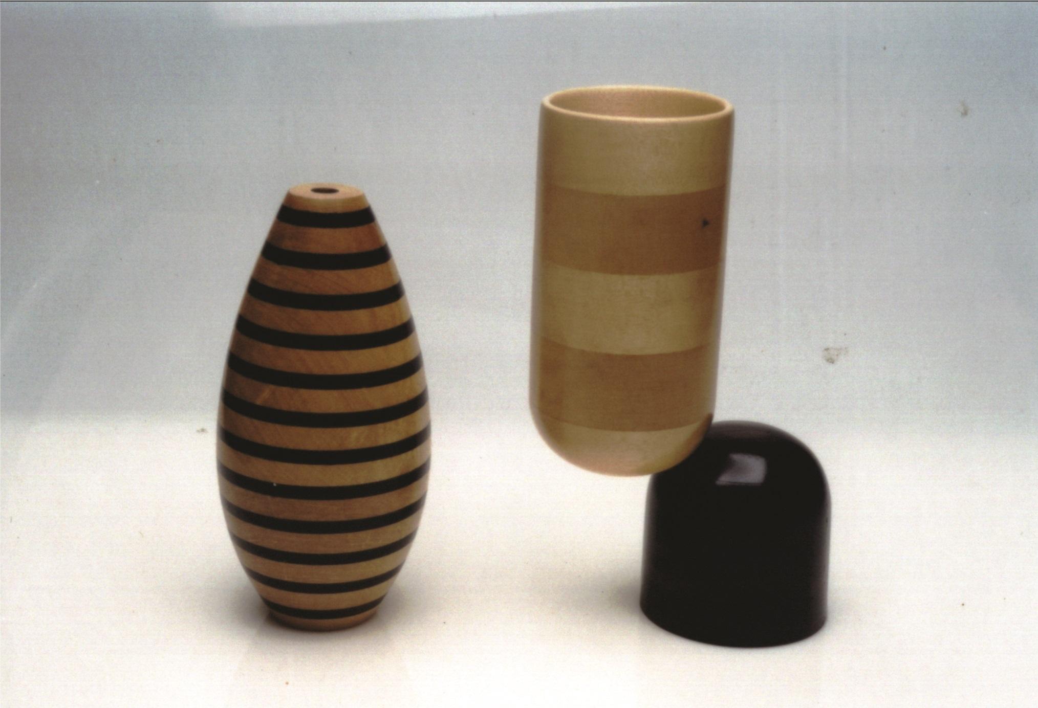 vaso malandro e vaso desequilibrado