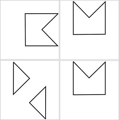 Bandeirinhas Linhas