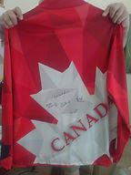 Team Canada Signed Jersey - Silent Auction Prize
