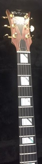 BJB JMC Neck and Headstock