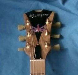 BJB Accoya AXS with 1st wider headstock