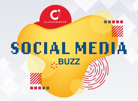 Social Media Buzz - 16 Oct 2020