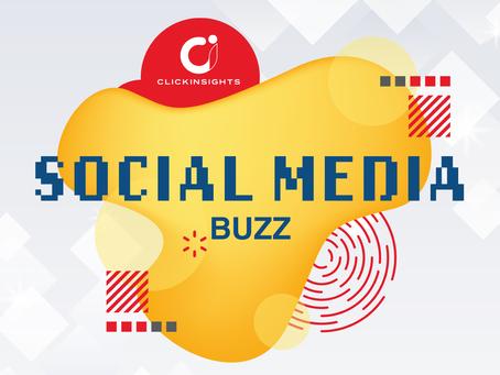 Social Media Buzz - 18 Sep 2020
