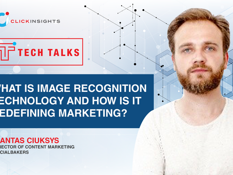 [Tech Talks] What is image recognition technology and how is it redefining marketing?