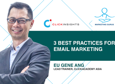 [Marketing Guru Video Series] 3 Best Practices for Email Marketing