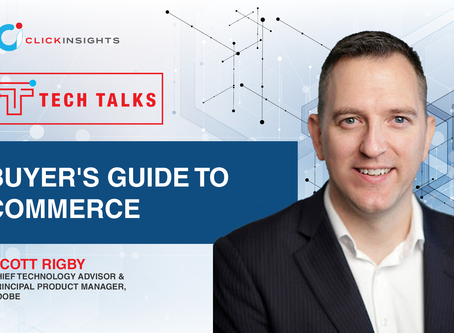 [Tech Talks] Buyers Guide to Commerce