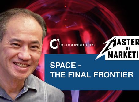 [Masters of Marketing] Space - The Last Frontier