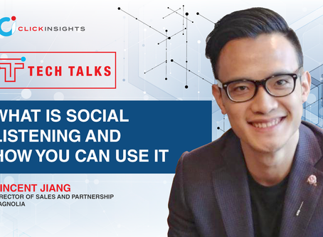 [Tech Talks] What is Social Listening and How You Can Use It