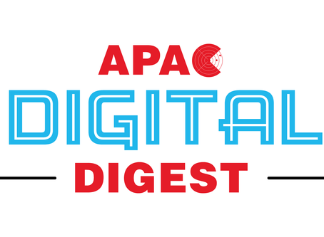 APAC Digital Digest - 14 August 2020