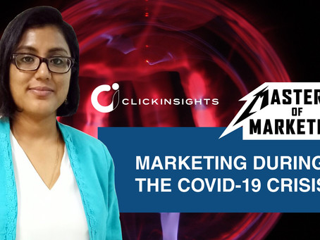 [Masters of Marketing] Marketing During the COVID-19 Crisis