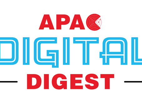 APAC Digital Digest - March 2020
