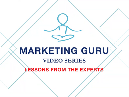 [Marketing Guru Video Series] Getting Started with Content Marketing