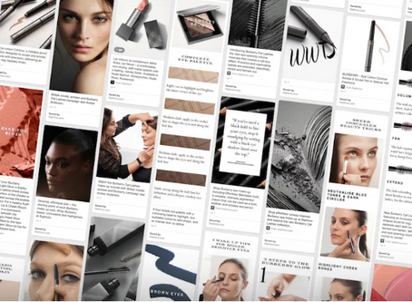Three Mind-blowing Brand Awareness Campaigns on Pinterest by Beauty Brands that Nailed it!