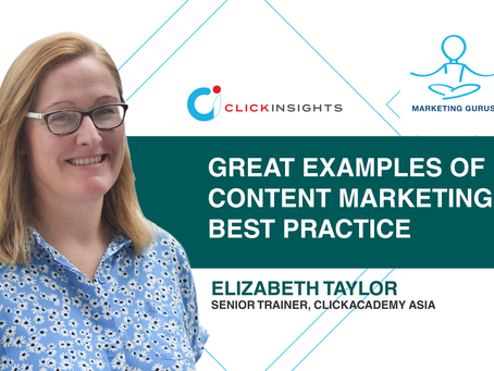 [Marketing Guru Video Series] Great Examples of Content Marketing Best Practice During COVID-19