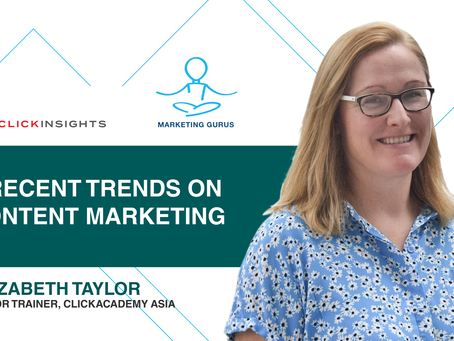 [Marketing Guru Video Series] 3 Recent Trends in Content Marketing