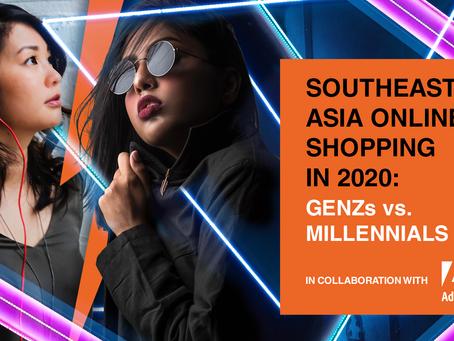 Online Shopping in 2020 GenZs vs. Millennials: Focus on Indonesia