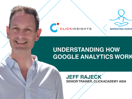 [Marketing Guru Video Series] Understanding how Google Analytics works